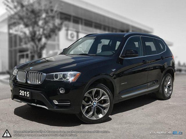 2015 BMW X3 xDrive28d Premium Enhanced! in Winnipeg, Manitoba