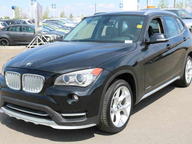 2015 BMW X1 LOW KMS, AWD, ACCIDENT FREE in Edmonton, Alberta