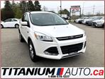 2014 Ford Escape SE+Camera+GPS+Pano Roof+Leather Heated Seats+Chrom in London, Ontario