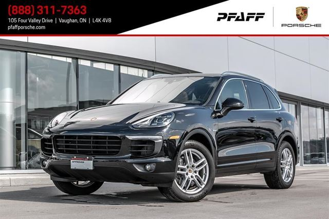 2016 PORSCHE CAYENNE Diesel in Woodbridge, Ontario