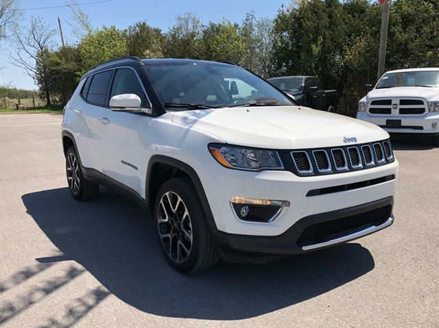 2017 JEEP COMPASS 4WD 4dr Limited in Ottawa, Ontario
