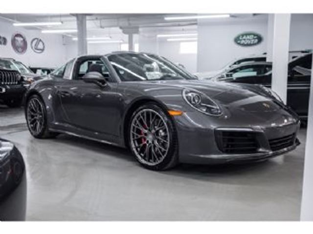 2018 PORSCHE 911 2018 Porsche Targa 4S Highly Optioned in Mississauga, Ontario