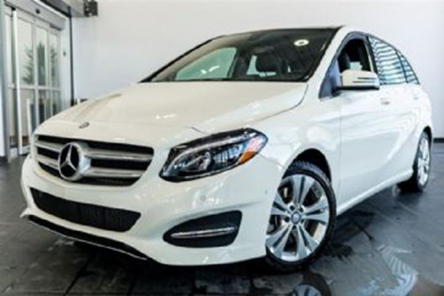 2018 MERCEDES-BENZ B-Class B250 4Matic Sports Tourer in Mississauga, Ontario