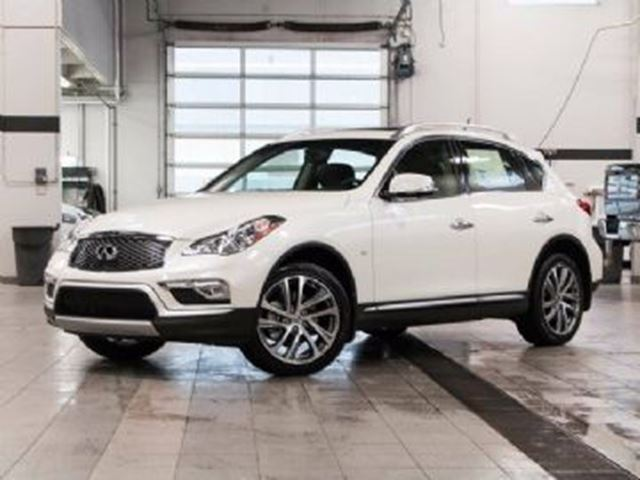 2017 INFINITI QX50 AWD  Platinum Protection/Appearance Protection in Mississauga, Ontario
