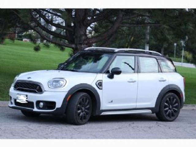 2017 MINI COOPER Countryman ALL4 S in Mississauga, Ontario