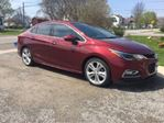 2016 Chevrolet Cruze Premier $100 biweekly tax included in Mississauga, Ontario