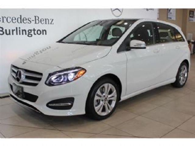 2018 MERCEDES-BENZ B-Class B250 4MATIC (1883875) in Mississauga, Ontario