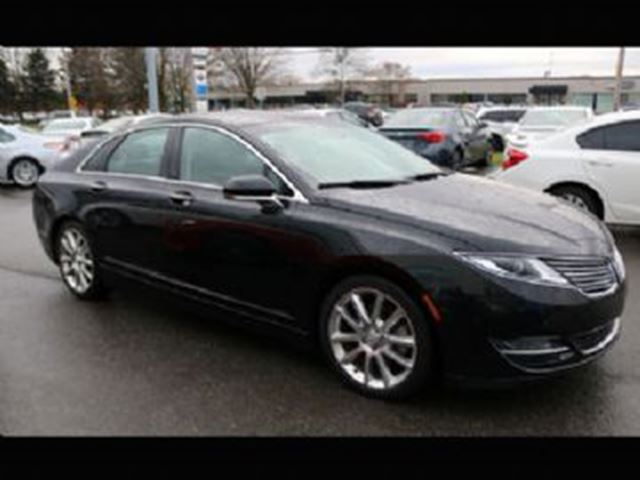 2016 LINCOLN MKZ AWD 3.7L Prepaid Maintenance in Mississauga, Ontario