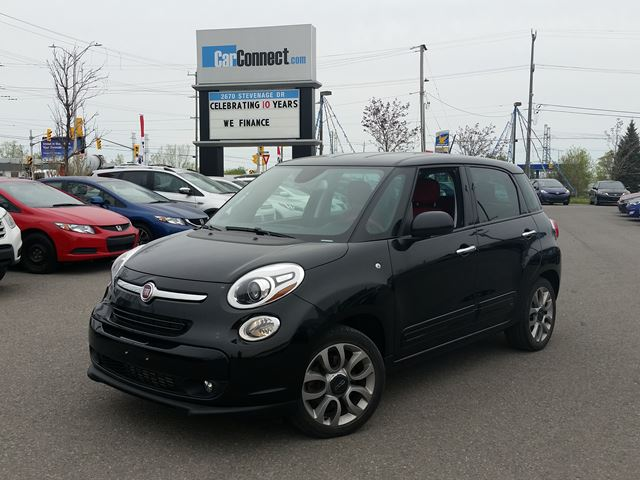 2014 FIAT 500L SPORT ONLY $19 DOWN $51/WKLY!! in Ottawa, Ontario