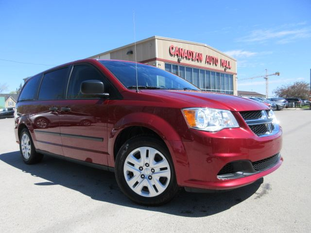 2015 DODGE Grand Caravan CVP, A/C, PW, PL, ONLY 53K! in Stittsville, Ontario
