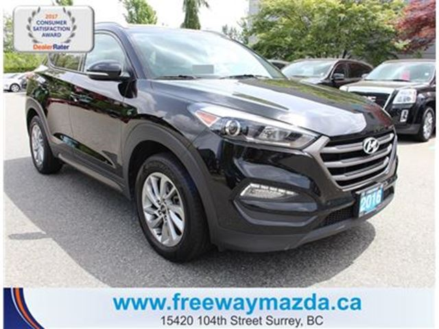 2016 HYUNDAI TUCSON - in Surrey, British Columbia