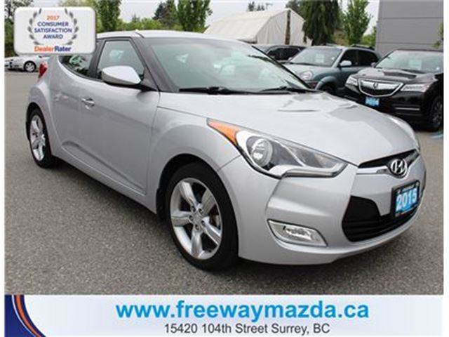 2015 HYUNDAI VELOSTER - in Surrey, British Columbia