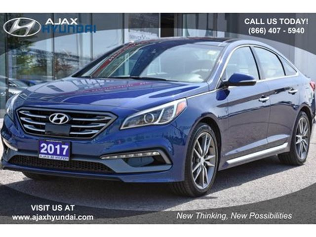 2017 Hyundai Sonata 2.0T Sport Ultimate in Ajax, Ontario