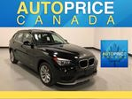 2015 BMW X1 NAVIGATION PANORAMIC ROOF in Mississauga, Ontario