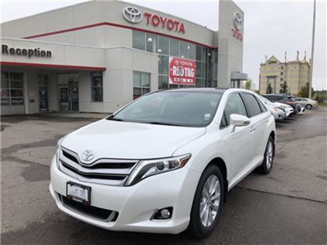 2013 Toyota Venza Limited NAV JBL NEW TIRES NEW BRAKES in Bowmanville, Ontario
