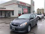 2014 Toyota Matrix AC AUTO CONV PACKAGE 1Owner in Bowmanville, Ontario