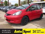 2014 Honda Fit LOW, LOW KMS/PRICED-QUICK SALE! in Kitchener, Ontario