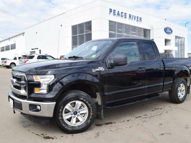 2017 FORD F-150 XLT in Peace River, Alberta