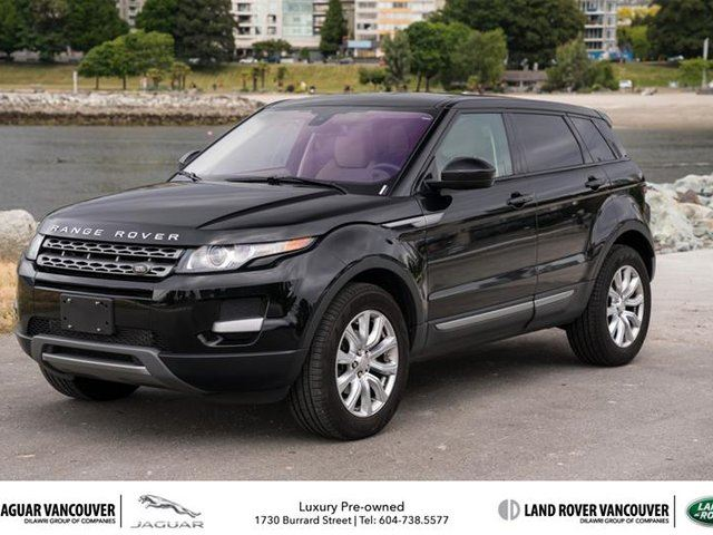 2014 LAND ROVER RANGE ROVER EVOQUE Pure in Vancouver, British Columbia