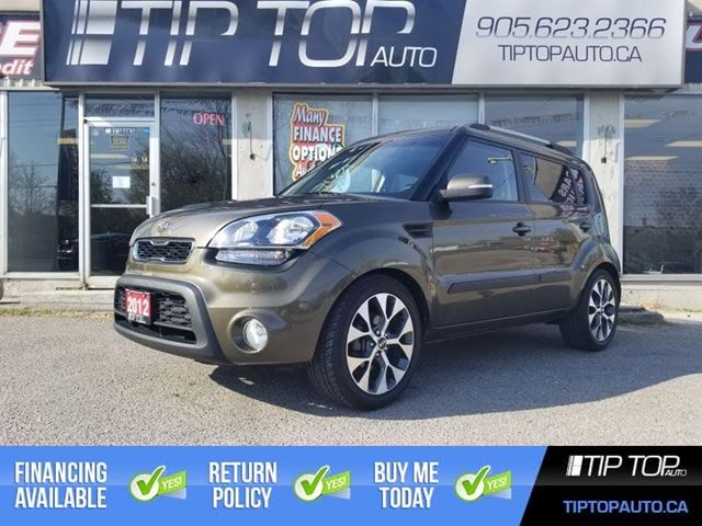 2012 KIA SOUL 4u ** Sunroof, Backup Cam, Heated Seats ** in Bowmanville, Ontario