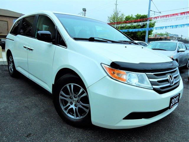 2012 HONDA Odyssey EX w/RES  8 PASS  POWER DOORS  TV/DVD in Kitchener, Ontario