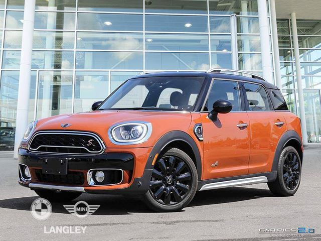 2017 MINI COOPER Countryman S in Langley, British Columbia