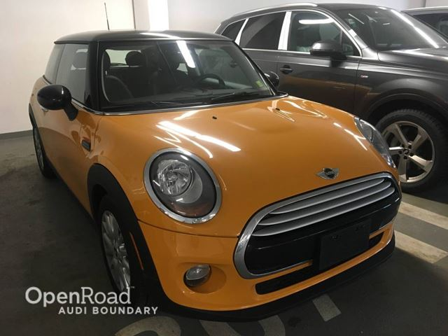 2015 MINI COOPER 3dr HB in Vancouver, British Columbia