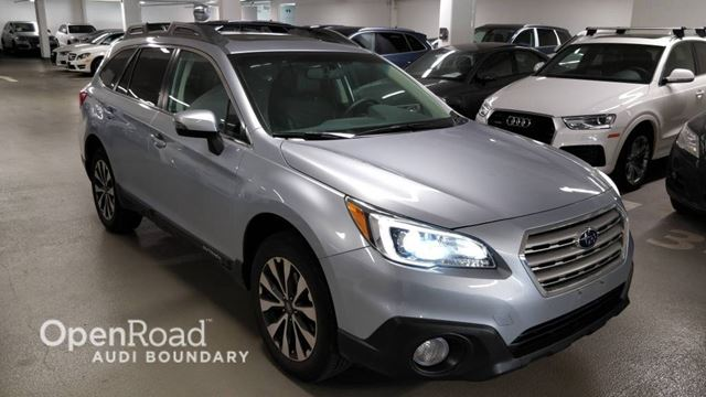2016 SUBARU OUTBACK 5dr Wgn CVT 2.5i Touring NAVIGATION  NO ACCIDEN in Vancouver, British Columbia