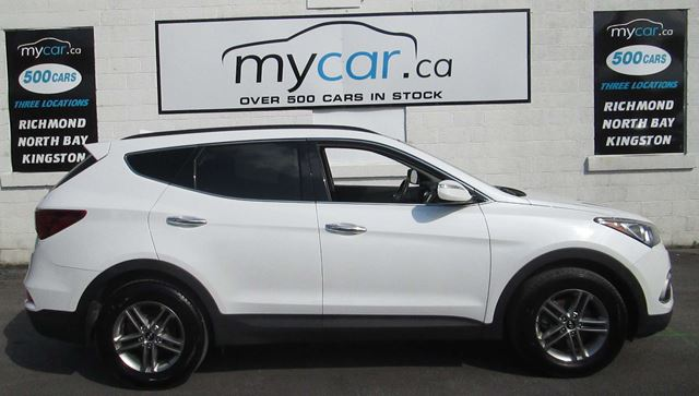 2017 HYUNDAI Santa Fe 2.4 SE SE, LEATHER, PANORAMIC ROOF, HEATED SEATS in Richmond, Ontario