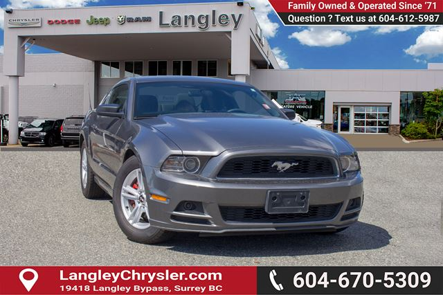2014 FORD MUSTANG V6 in Surrey, British Columbia