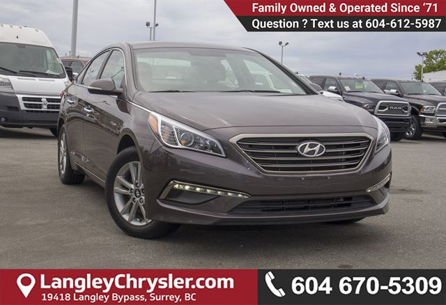 2015 HYUNDAI SONATA GLS in Surrey, British Columbia