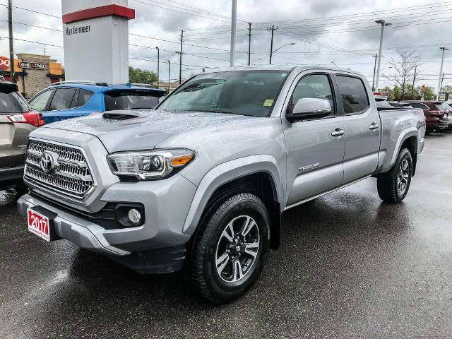 2017 TOYOTA TACOMA   DOUBLE CAB TRD SPORT! in Cobourg, Ontario
