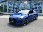 2019 Hyundai Veloster ALL NEW DESIGN! TURBO! 0% FINANCING AVAILABLE in Orillia, Ontario