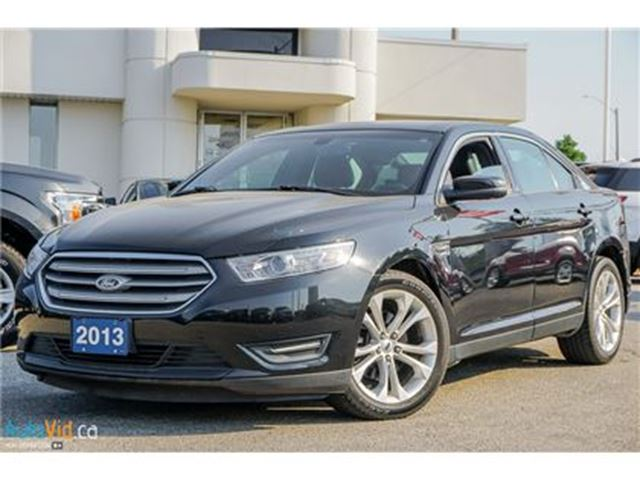 2013 FORD Taurus SEL  NAVIGATION  SUNROOF  LEATHER  52000KM in Cambridge, Ontario
