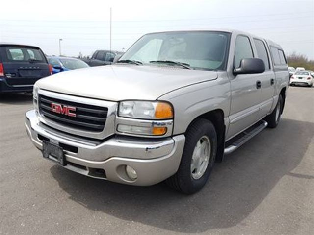 2004 GMC SIERRA 1500 Automatic in Whitby, Ontario