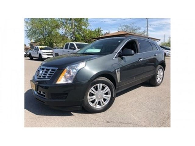 2014 CADILLAC SRX LEATHER BOSE BIG RADIO 4 NEW TIRES in St Catharines, Ontario