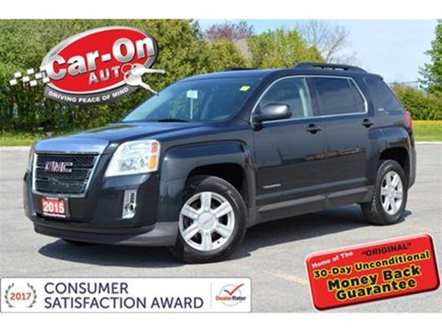 2015 GMC TERRAIN SLE SUNROOF REAR CAM HTD SEATS LOADED in Ottawa, Ontario