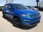 2018 Jeep Compass SPORT 4X4**HEATED SEATS**BLUETOOTH**LOW KM'S!! in Mississauga, Ontario