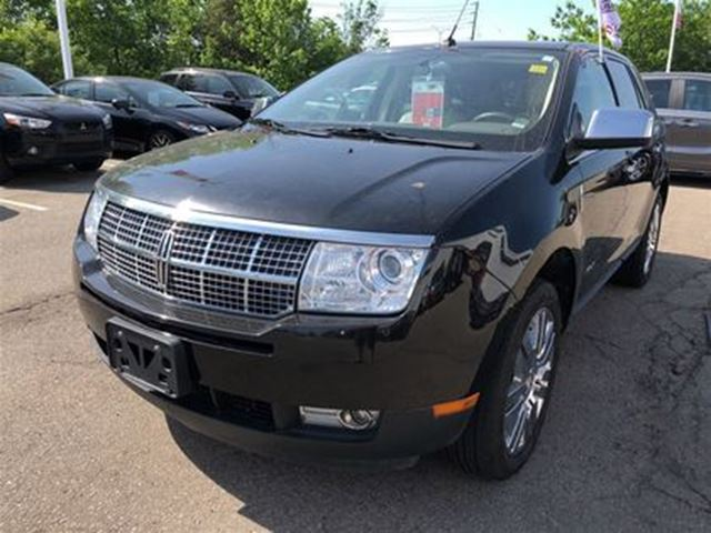 2010 LINCOLN MKX AWD 4DR l LEATHER l NAVIGATION in Mississauga, Ontario