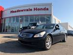 2007 Infiniti G35 Luxury l NAVIGATION l LEATHER l BACK UP CAMERA in Mississauga, Ontario
