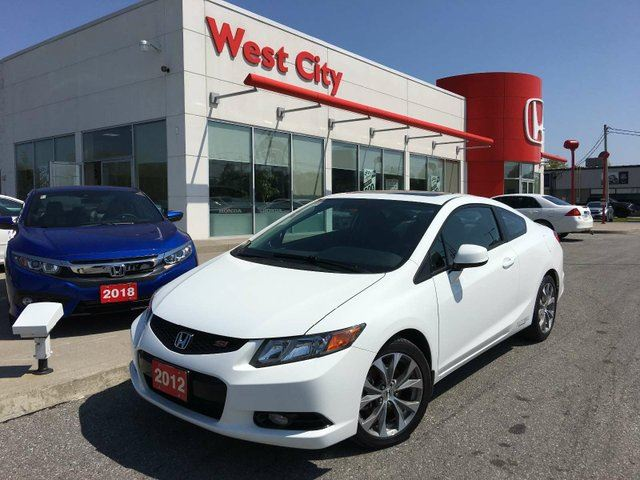 2012 HONDA Civic Si,SPORTY,BLUETOOTH! in Belleville, Ontario