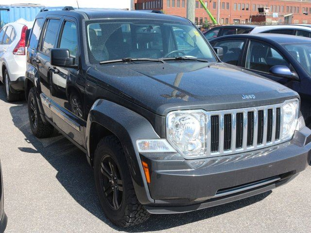 2010 JEEP LIBERTY Limited Edition in Gatineau, Quebec