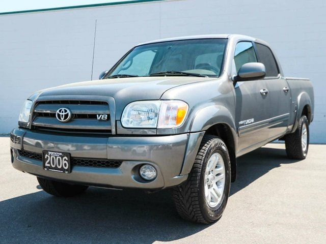 2006 TOYOTA Tundra Limited 4x4 Double Cab 140.6 in. WB in Penticton, British Columbia