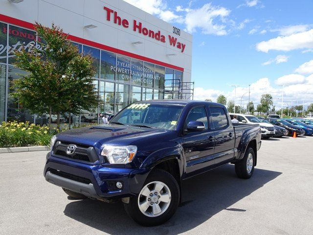 2013 TOYOTA TACOMA Double Cab V6 Auto 4WD in Abbotsford, British Columbia