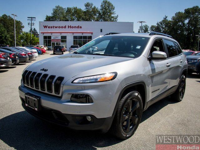 2015 JEEP CHEROKEE North in Port Moody, British Columbia