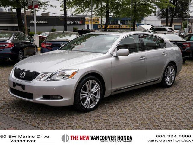 2007 LEXUS GS 450 h Base in Vancouver, British Columbia