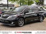 2015 Toyota Sienna SE 8-Pass V6 6A in Vancouver, British Columbia