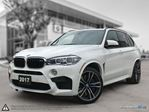 2017 BMW X5 M M Premium Package! 21 Inch! Carbon Fibre in Winnipeg, Manitoba