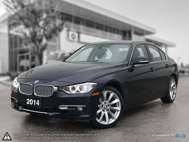 2014 BMW 3 SERIES 328 i 328i xDrive Park Assist! Navi! in Winnipeg, Manitoba