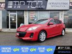 2012 Mazda MAZDA3 GS-SKY ** Leather, Sunroof, Brand New Tires ** in Bowmanville, Ontario